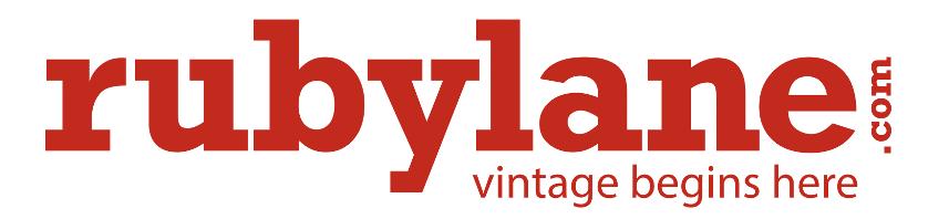 Rubylane Online Shopping