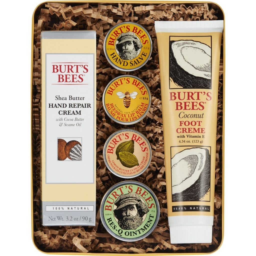 Burt's Bees Moisturizers