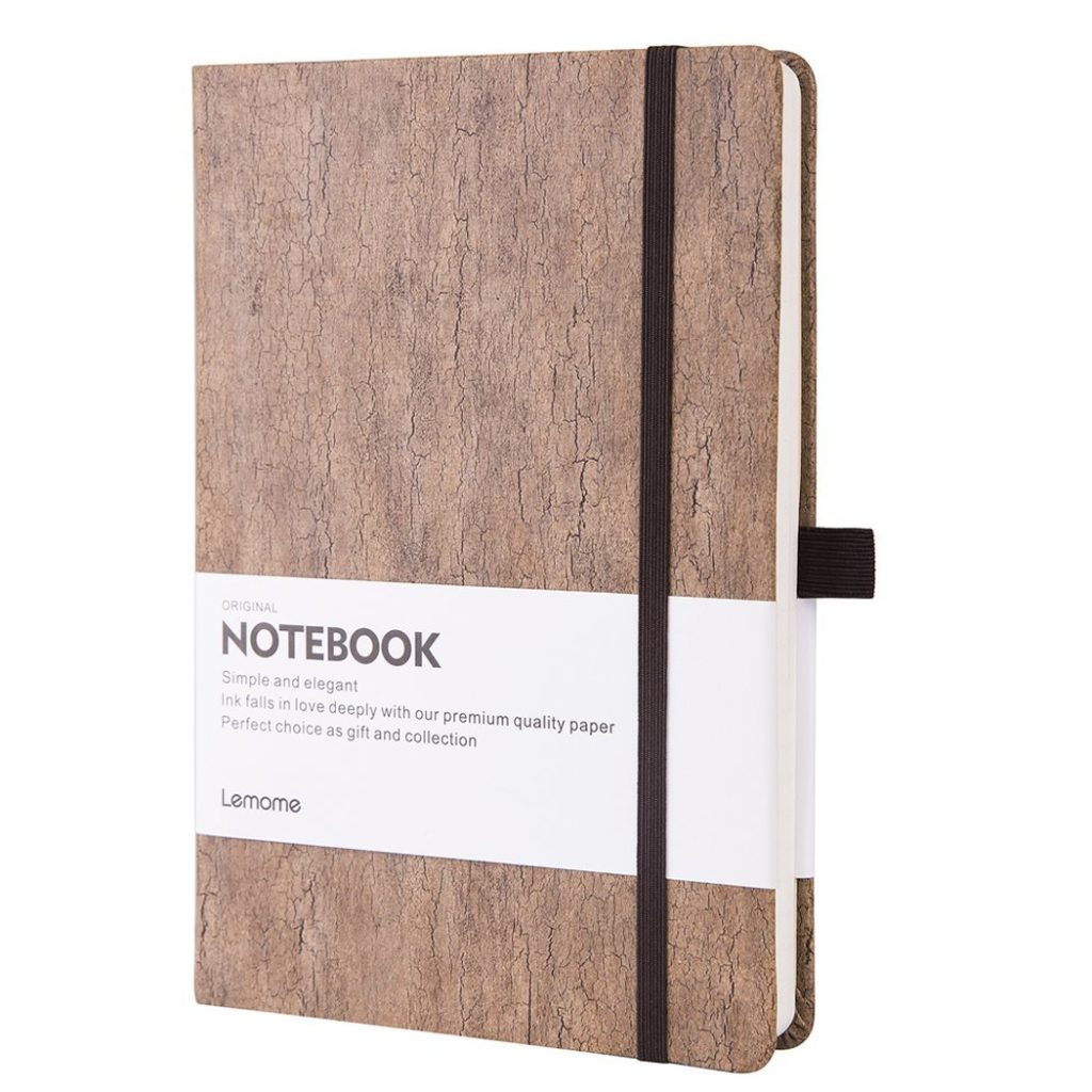 Cork Hardcover Notebook