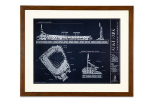 Stadium Blueprints