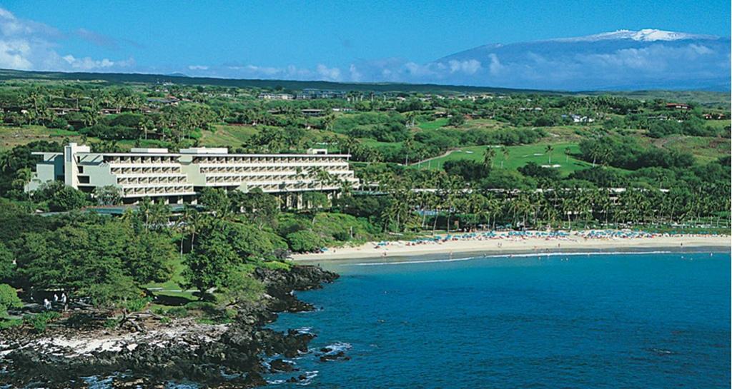 Mauna Kea Beach Hotel Big Island