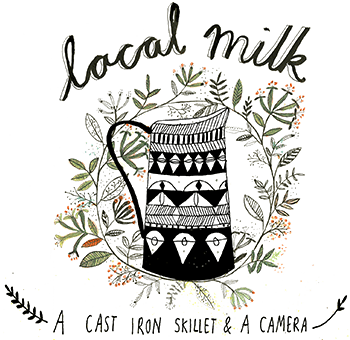 Local Milk Cooking Blog