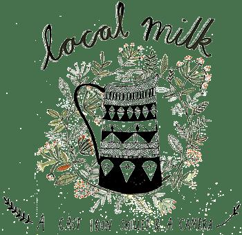 Local Milk Cooking Blog