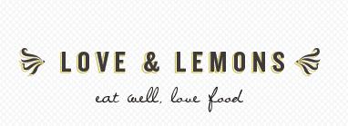 Love and Lemons Cooking Blog