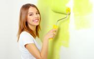 Woman Painting Edite3d