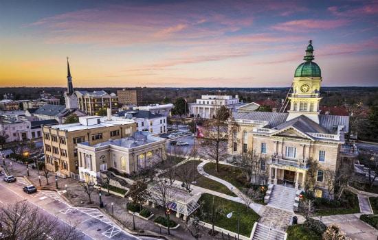 Retiring in Athens, Georgia