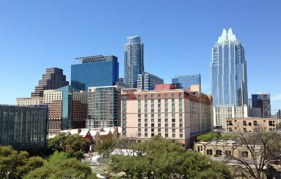 Retiring in Austin, Texas