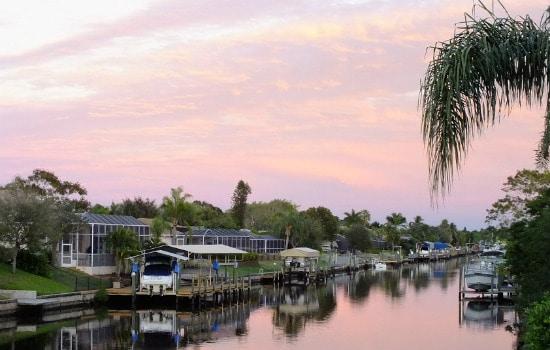 Retiring in Cape Coral, Florida