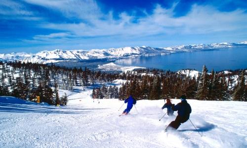 Lake Tahoe Ski Resorts Nevada
