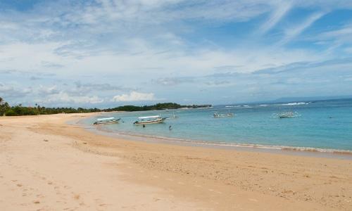 Mengiat Beach Bali Indonesia