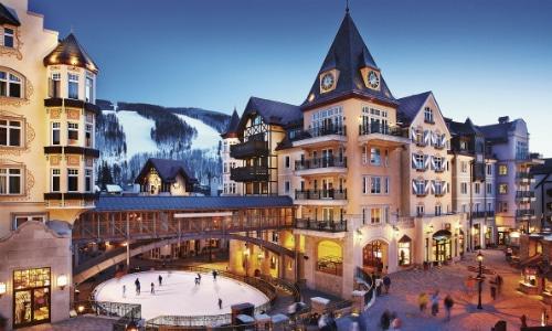 Vail Mountain Resort Colorado