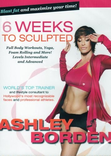 Ashley Borden Six Weeks to Sculpted Workout Videos