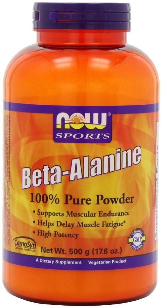 Beta-Alanine Supplement