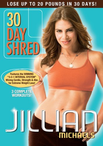 Jillian Michaels 30 Day Shred Workout Videos