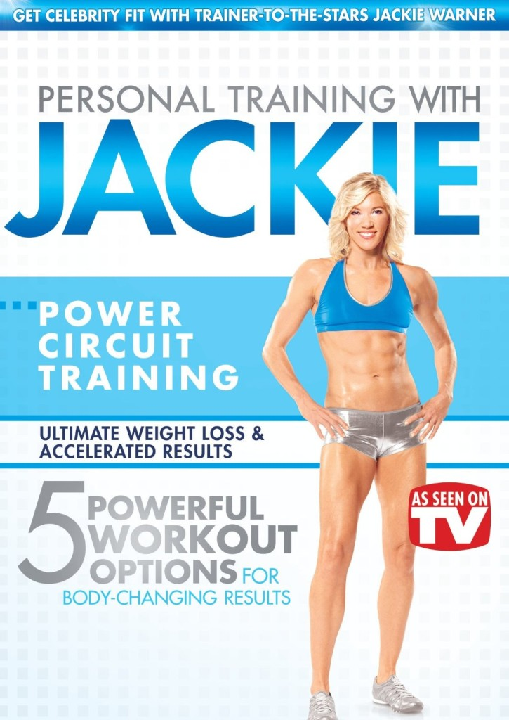 Personal Training with Jackie Power Circuit Training Workout Videos