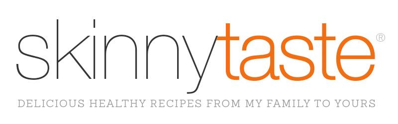 SkinnyTaste Cooking Blog