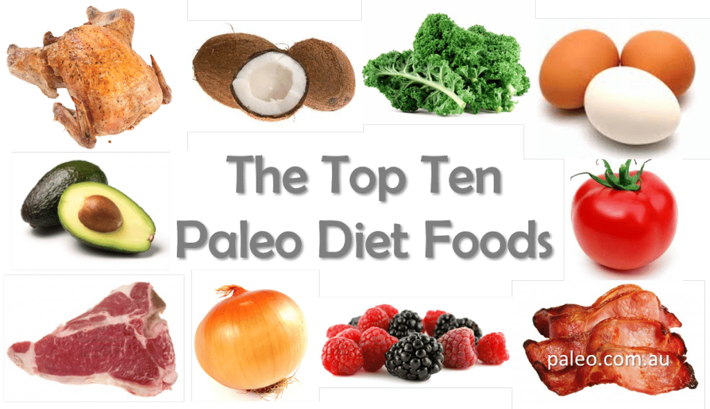 Paleo Food  Days Diet List
