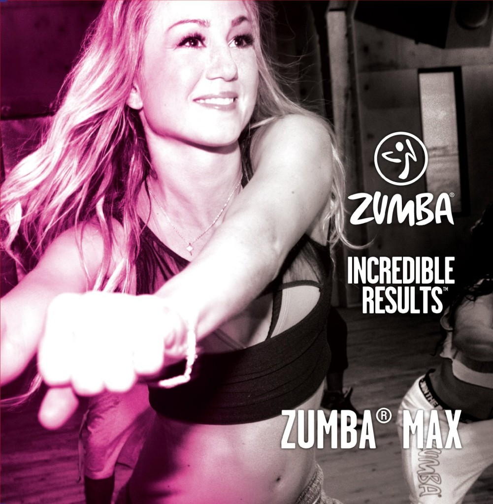 Zumba Fitness Max Workout Videos