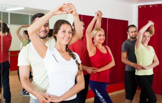 Dance Class Date