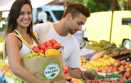Farmers Market Date