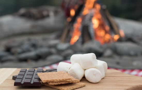 Fire and S'mores