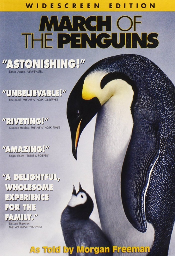 March of the Penguins Documentary