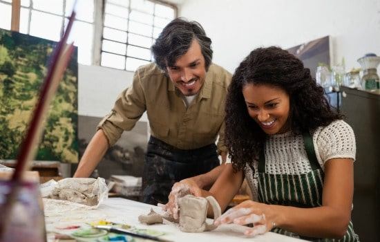 Pottery Making Class Date