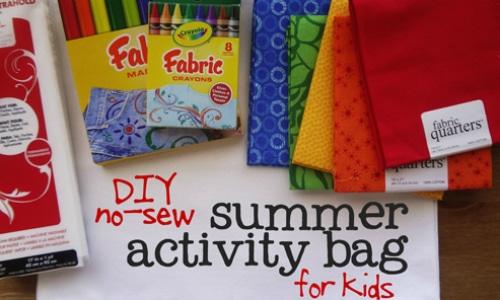 Summer Activity Bag