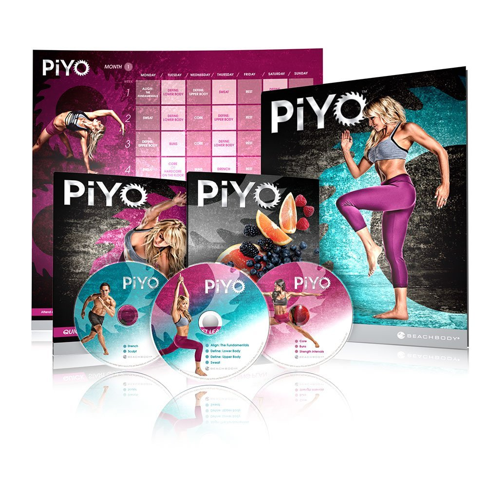 PiYo Workout Videos