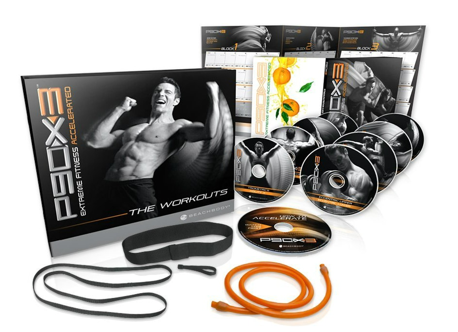 Tony Horton's P90X Workout Videos
