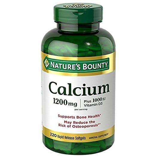 Calcium Supplement for Men