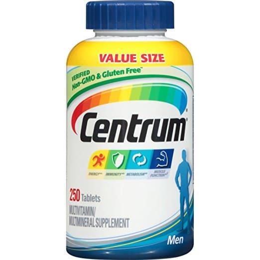 Multivitamin Supplement for Men