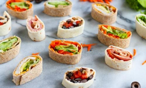 Pinwheel Sandwiches