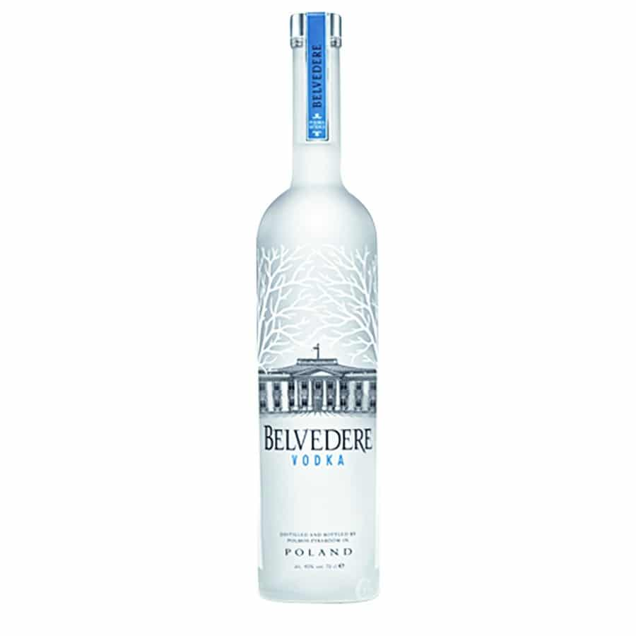 Vodka With Water Is The Best Drink