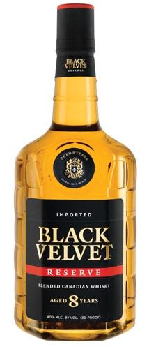 Black Velvet Whiskey Brand