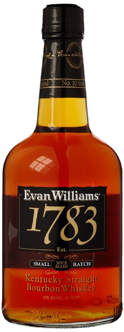 Evan Williams 1783 Whiskey