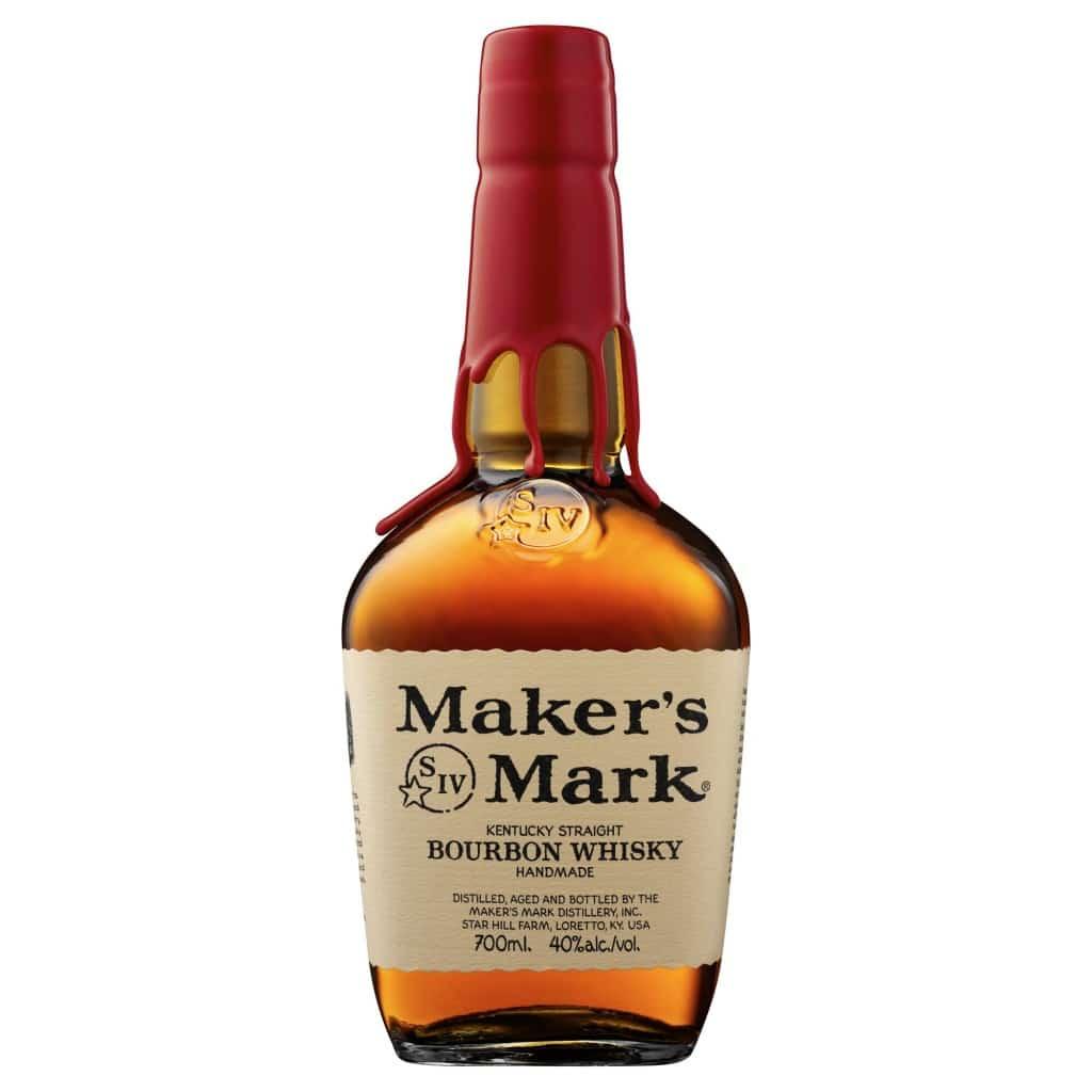 Maker's Mark Whiskey Brand