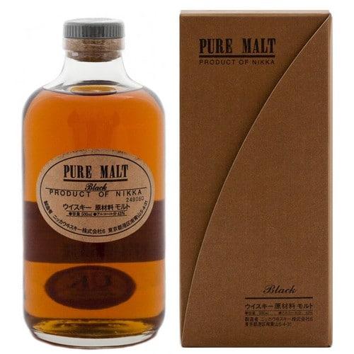 Nikka Pure Malt Black Whiskey