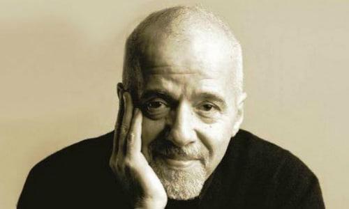 Author Paulo Coelho