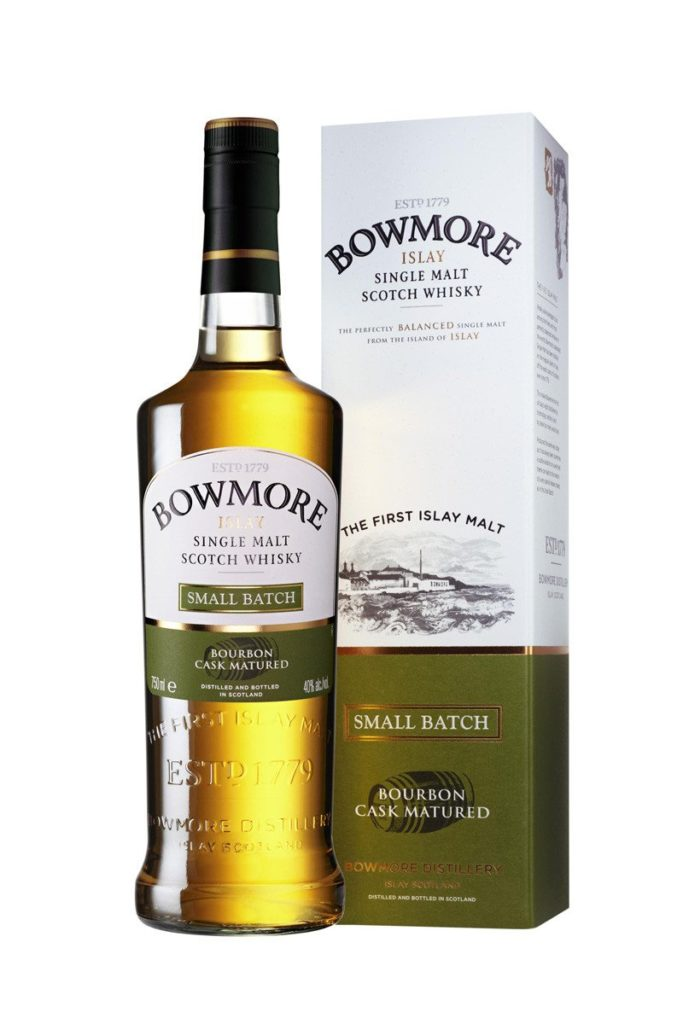 Bowmore Whisky Brand
