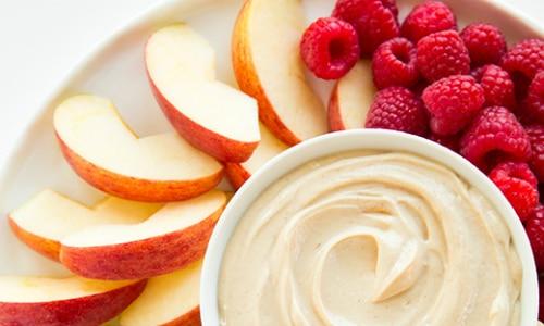 Fruit and Fruit Dip