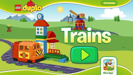 LEGO DUPLO Train App