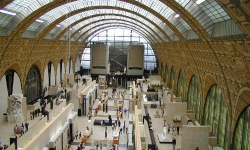 Musee de Orsay Paris