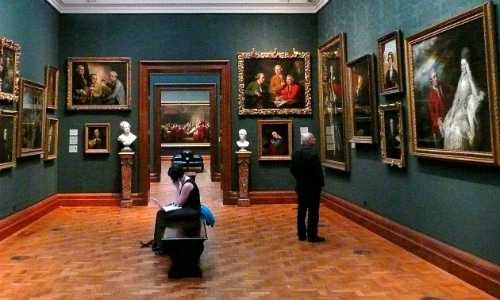 National Gallery London England