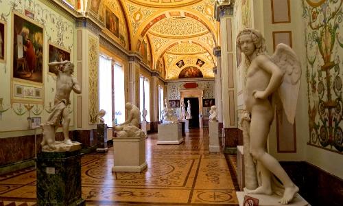 State Hermitage Museum Saint Petersburg Russia