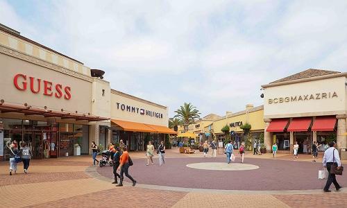 Citadel Outlets Los Angeles California