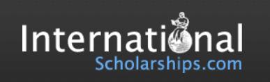 International Scholarships Website