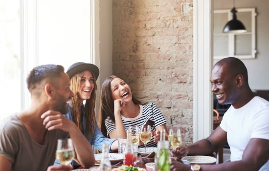 Invite Friends Over Instead of Going Out to Save Money