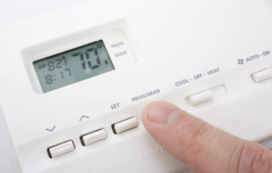 Use a Programmable Thermostat to Save Money
