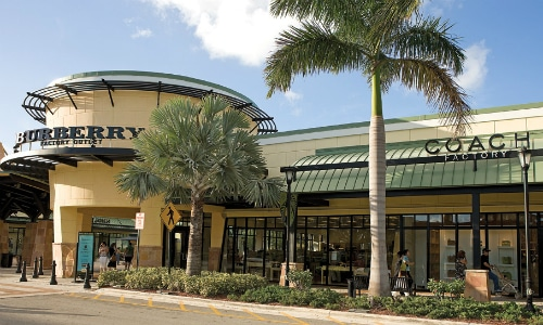 Sawgrass Mills Outlets